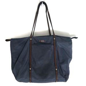 Tumi Nylon Shoulder Bag